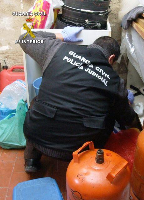 La Guardia Civil detiene a cuatro personas por tenencia y tráfico ilícito de armas en en Totana y Alhama de Murcia, Foto 8