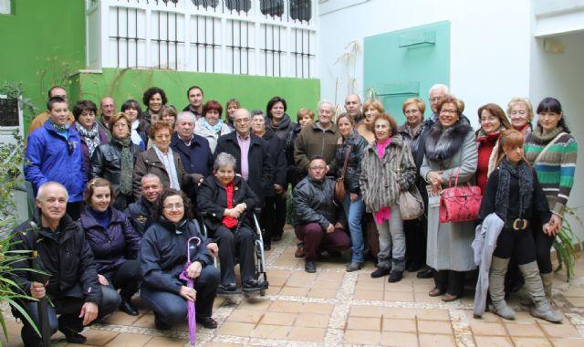 La Asociación de Esclerosis Múltiple del Área III de Salud celebra una jornada de convivencia en Puerto Lumbreras, Foto 1