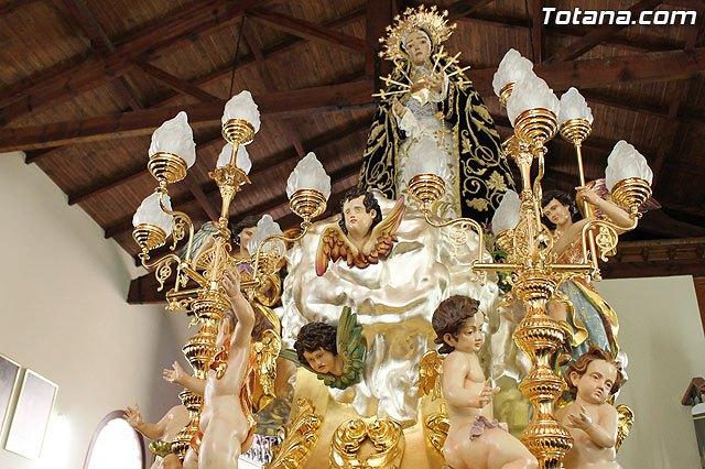 El Grupo Municipal Socialista felicita a la Hermandad de Nuestra Señora La Virgen de los Dolores, Foto 1