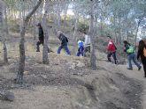 Un total de 35 senderistas participaron en la ruta organizada por la concejalía de Deportes en el Parque Regional del Valle y Carrascoy - 4