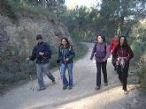 Un total de 35 senderistas participaron en la ruta organizada por la concejalía de Deportes en el Parque Regional del Valle y Carrascoy - 10