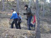 Un total de 35 senderistas participaron en la ruta organizada por la concejalía de Deportes en el Parque Regional del Valle y Carrascoy - 7