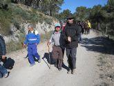 Un total de 35 senderistas participaron en la ruta organizada por la concejalía de Deportes en el Parque Regional del Valle y Carrascoy - 12