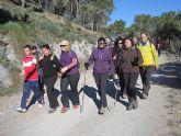 Un total de 35 senderistas participaron en la ruta organizada por la concejalía de Deportes en el Parque Regional del Valle y Carrascoy - 14