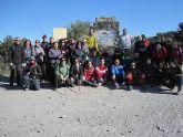 Un total de 35 senderistas participaron en la ruta organizada por la concejalía de Deportes en el Parque Regional del Valle y Carrascoy - 16