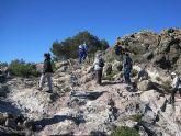Un total de 35 senderistas participaron en la ruta organizada por la concejalía de Deportes en el Parque Regional del Valle y Carrascoy - 18