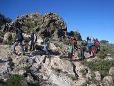 Un total de 35 senderistas participaron en la ruta organizada por la concejalía de Deportes en el Parque Regional del Valle y Carrascoy - 19