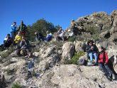 Un total de 35 senderistas participaron en la ruta organizada por la concejalía de Deportes en el Parque Regional del Valle y Carrascoy - 21