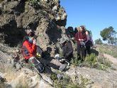 Un total de 35 senderistas participaron en la ruta organizada por la concejalía de Deportes en el Parque Regional del Valle y Carrascoy - 22