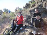 Un total de 35 senderistas participaron en la ruta organizada por la concejalía de Deportes en el Parque Regional del Valle y Carrascoy - 23