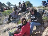 Un total de 35 senderistas participaron en la ruta organizada por la concejalía de Deportes en el Parque Regional del Valle y Carrascoy - 24