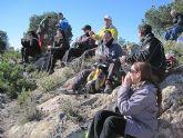 Un total de 35 senderistas participaron en la ruta organizada por la concejalía de Deportes en el Parque Regional del Valle y Carrascoy - 25