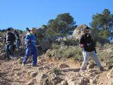 Un total de 35 senderistas participaron en la ruta organizada por la concejalía de Deportes en el Parque Regional del Valle y Carrascoy - 29
