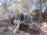 Un total de 35 senderistas participaron en la ruta organizada por la concejalía de Deportes en el Parque Regional del Valle y Carrascoy - 35