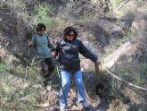 Un total de 35 senderistas participaron en la ruta organizada por la concejalía de Deportes en el Parque Regional del Valle y Carrascoy - 37