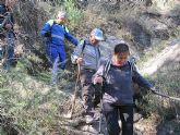 Un total de 35 senderistas participaron en la ruta organizada por la concejalía de Deportes en el Parque Regional del Valle y Carrascoy - 38