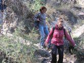 Un total de 35 senderistas participaron en la ruta organizada por la concejalía de Deportes en el Parque Regional del Valle y Carrascoy - 42