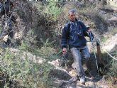 Un total de 35 senderistas participaron en la ruta organizada por la concejalía de Deportes en el Parque Regional del Valle y Carrascoy - 43