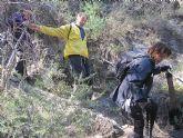 Un total de 35 senderistas participaron en la ruta organizada por la concejalía de Deportes en el Parque Regional del Valle y Carrascoy - 45