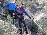 Un total de 35 senderistas participaron en la ruta organizada por la concejalía de Deportes en el Parque Regional del Valle y Carrascoy - 46