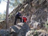 Un total de 35 senderistas participaron en la ruta organizada por la concejalía de Deportes en el Parque Regional del Valle y Carrascoy - 47