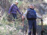 Un total de 35 senderistas participaron en la ruta organizada por la concejalía de Deportes en el Parque Regional del Valle y Carrascoy - 48