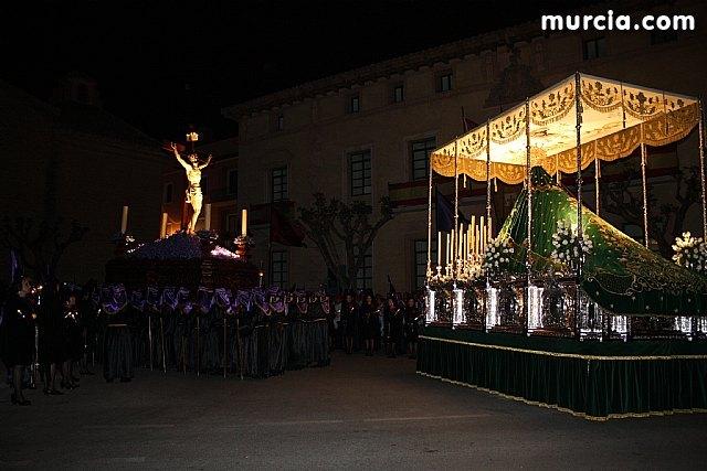 El consejero de Presidencia, Manuel Campos, presidirá la procesión del Silencio de Miércoles Santo, Foto 1