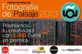 Convocan el primer Premio Nacional de Fotografía de Paisaje 2013