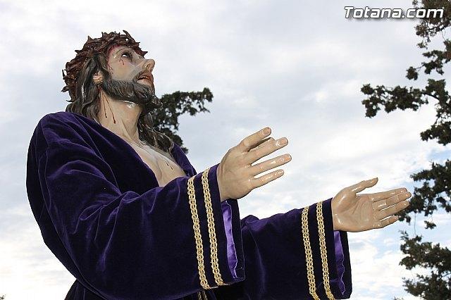 Mañana tendrá lugar el Vía Crucis penitencial a la ermita del Calvario, organizado por la Hdad. de Jesús en el Calvario y Santa Cena, Foto 1