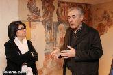 La restauración de las pinturas en los anexos de La Santa permitirán conocer la entrada primitiva a la gruta que dio origen a la construcción de la ermita - 21
