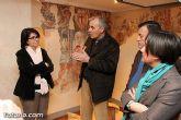 La restauración de las pinturas en los anexos de La Santa permitirán conocer la entrada primitiva a la gruta que dio origen a la construcción de la ermita - 22