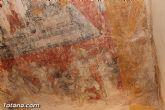La restauración de las pinturas en los anexos de La Santa permitirán conocer la entrada primitiva a la gruta que dio origen a la construcción de la ermita - 29