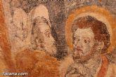 La restauración de las pinturas en los anexos de La Santa permitirán conocer la entrada primitiva a la gruta que dio origen a la construcción de la ermita - 34