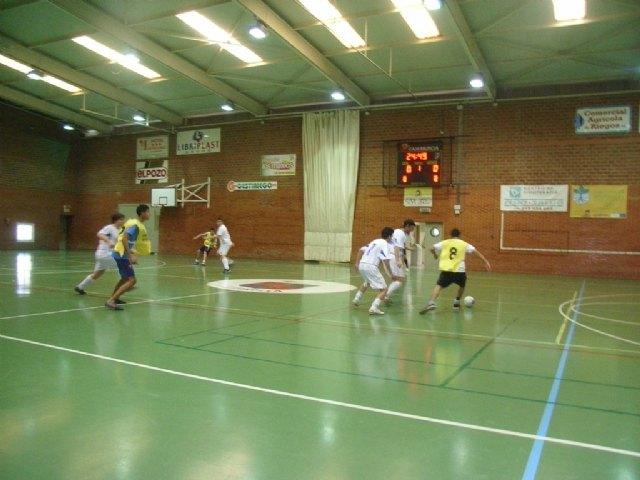 Los centros de enseñanza de La Milagrosa y Juan de la Cierva participaron en los cuartos de final de la fase intermunicipal de futbol sala infantil y cadete de Deporte Escolar, Foto 4