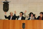 El Pleno socilita el 1% cultural para la consolidación patrimonial del yacimiento argárico de La Bastida