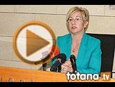 PSOE: La Alcaldesa demora la aprobación definitiva del Presupuesto 2013 para endeudar más al Ayuntamiento