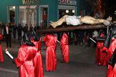 El Cristo de las Promesas inicia tres días de pasión de desfiles procesionales