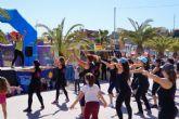 Niñ@s y jóvenes se divierten con los I Juegos Juveniles de la Bahía de Mazarrón