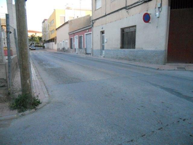 Se corta al tráfico durante los próximos días la calle Alhama por las obras de adecuación integral de esta vía, Foto 2