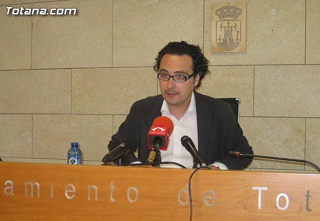 Rueda de prensa del portavoz del equipo de gobierno sobre actualidad municipal, Foto 1