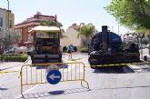 Comienzan las obras de adecuación integral de la calle Alhama y la glorieta Alfonso Navarro