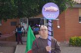 El Grupo Sardinero Baco visita el Centro Ocupacional José Moya Trilla acercando las Fiestas de Primavera a los usuarios