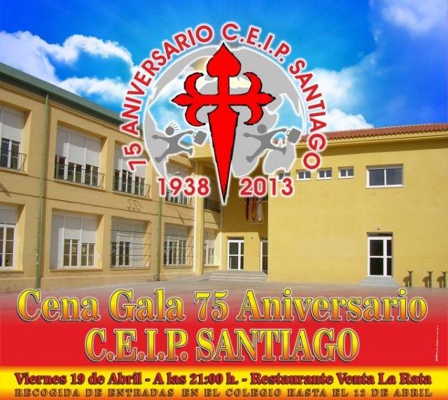 El colegio Santiago va a celebrar una Cena Gala con motivo de su 75 aniversario, Foto 1