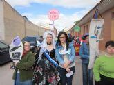 El Grupo Sardinero Baco visita el Centro Ocupacional José Moya Trilla acercando las Fiestas de Primavera a los usuarios - 1