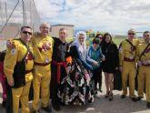 El Grupo Sardinero Baco visita el Centro Ocupacional José Moya Trilla acercando las Fiestas de Primavera a los usuarios - 2