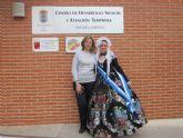 El Grupo Sardinero Baco visita el Centro Ocupacional José Moya Trilla acercando las Fiestas de Primavera a los usuarios - 5