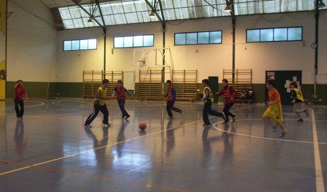 Finaliza la fase local de futbol sala alevín de Deporte Escolar con el colegio Santa Eulalia como primer clasificado, Foto 1