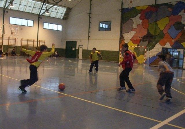 Finaliza la fase local de futbol sala alevín de Deporte Escolar con el colegio Santa Eulalia como primer clasificado, Foto 3