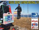 Miguel Reche y Elisa Zabala campeones regionales del campeonato de pesca Mar-Costa