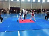 Mazarrón acoge este sábado la liga regional infantil de combate de taekwondo